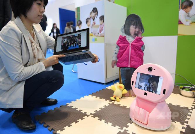 福祉から災害救助まで、ロボット勢ぞろい「ジャパンロボットウィーク」