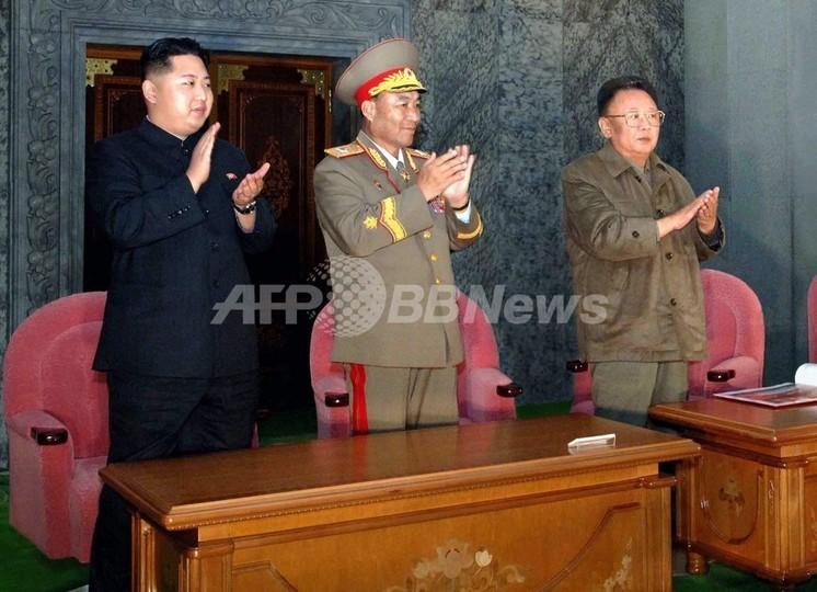 朝鮮戦争への中国参戦記念式典、正恩氏も出席