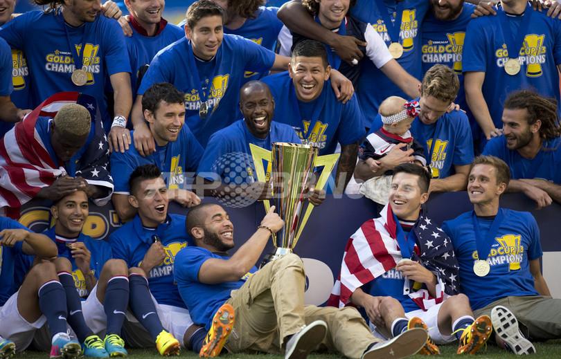 米国が5度目の優勝飾る、CONCACA...