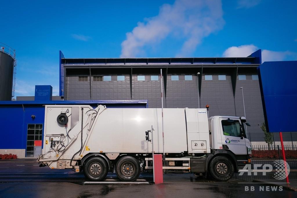 動物のふんをクリーンな電力に、フィンランドの電力会社