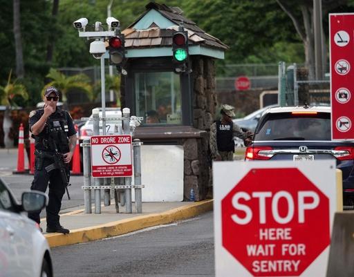 米ハワイの米軍基地で海兵が発砲、2人死亡