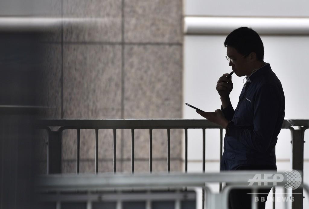 中国政府、電子たばこの規制強化へ