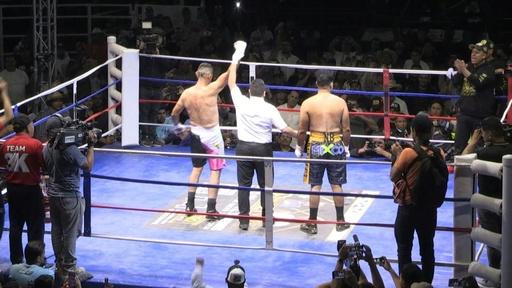 動画:プロジェクトの資金集めのため、自治体トップがボクシング対決! グアテマラ