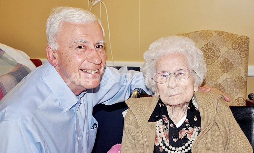 世界最高齢、ベシー・クーパーさん死去 116歳