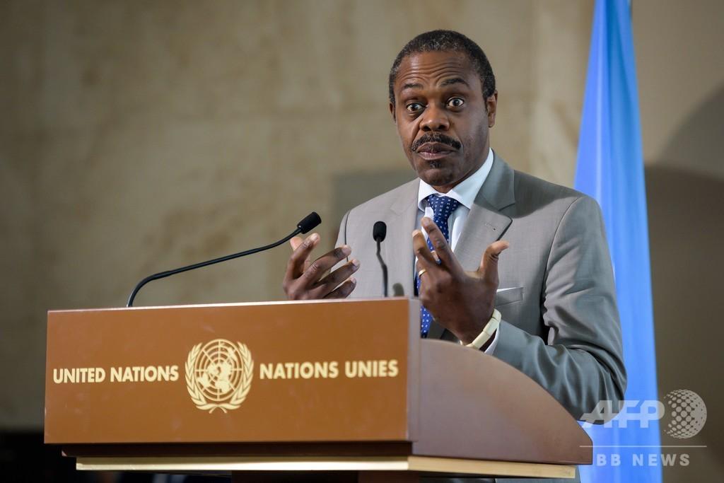 コンゴ前保健相、エボラ対策資金の横領で逮捕