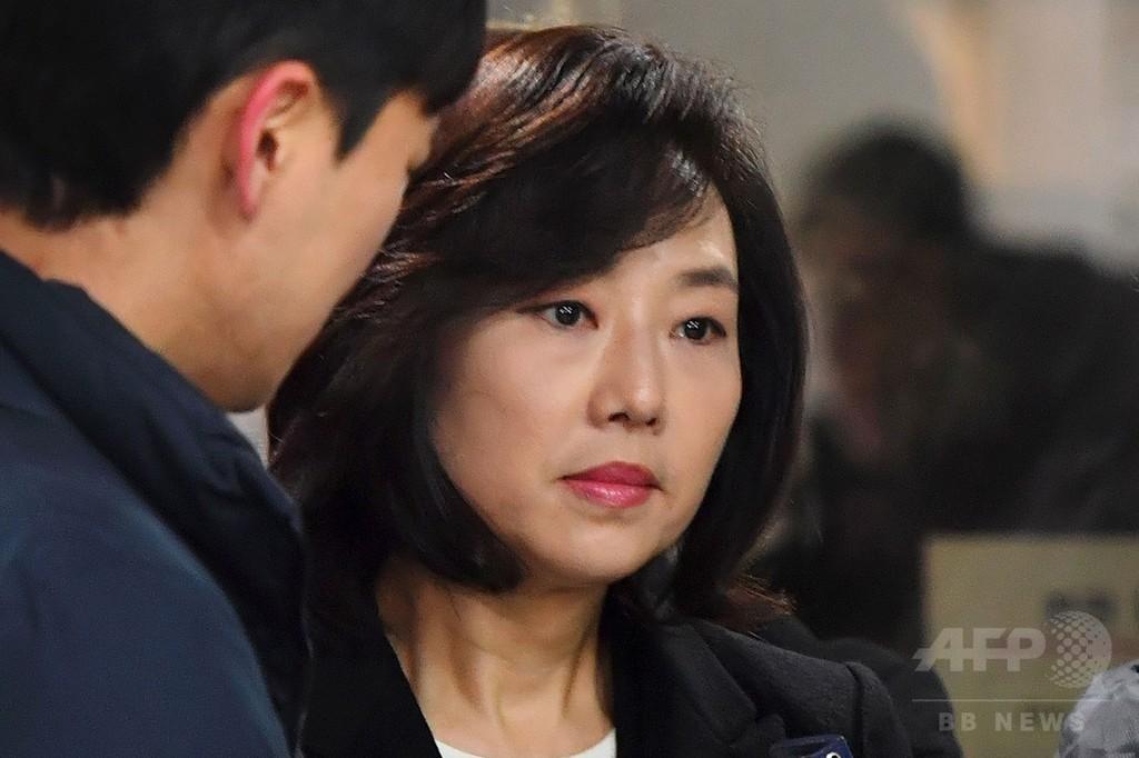 文化人「ブラックリスト」作成、前文化相に禁錮2年の実刑 韓国