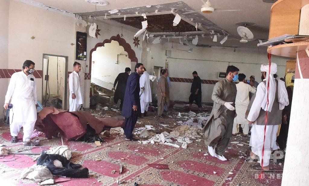 タリバン最高指導者の弟が爆発で死亡 パキスタン