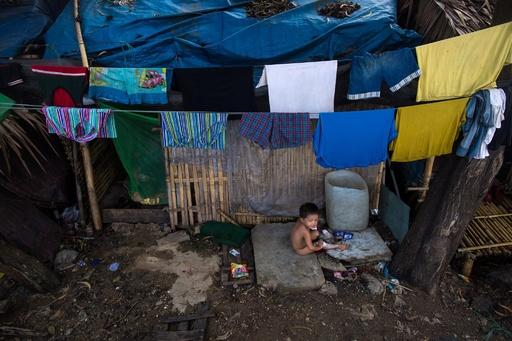保育園で2歳の女児をレイプか、男を逮捕 ミャンマー首都