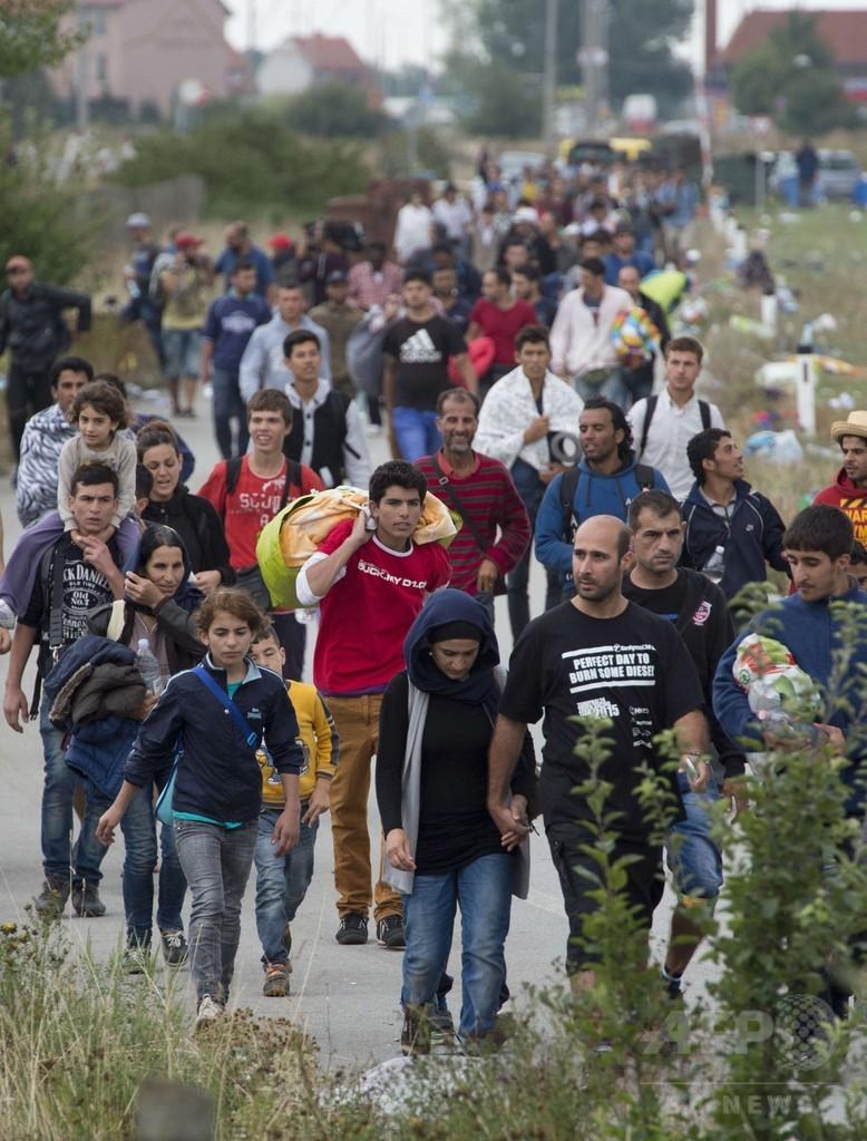 湾岸諸国はなぜシリア難民受け入れに消極的なのか