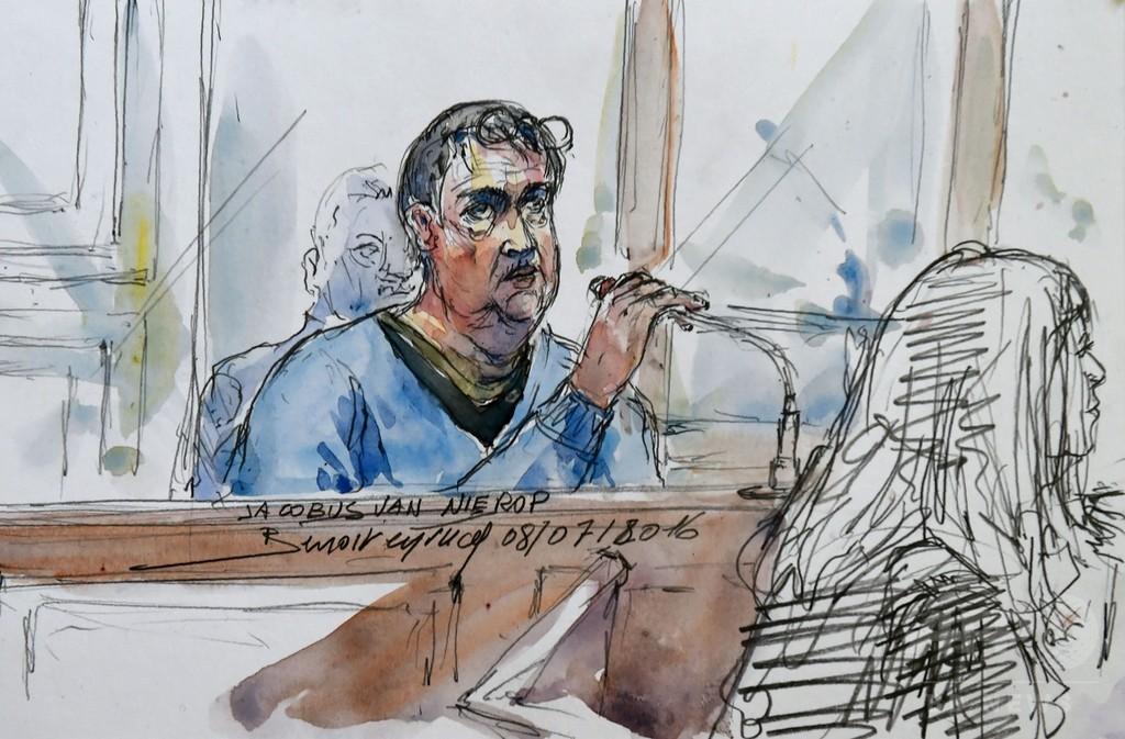 「恐怖の歯科医」に禁錮8年の実刑、フランス