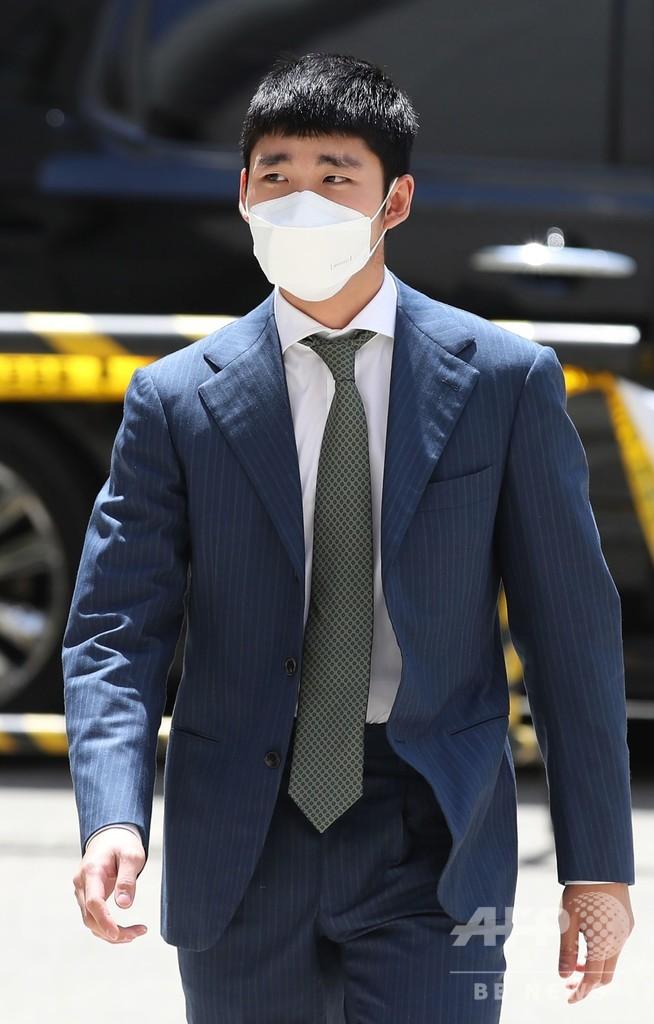 韓国の五輪金メダリスト、セクハラで有罪判決 男子ショートトラック