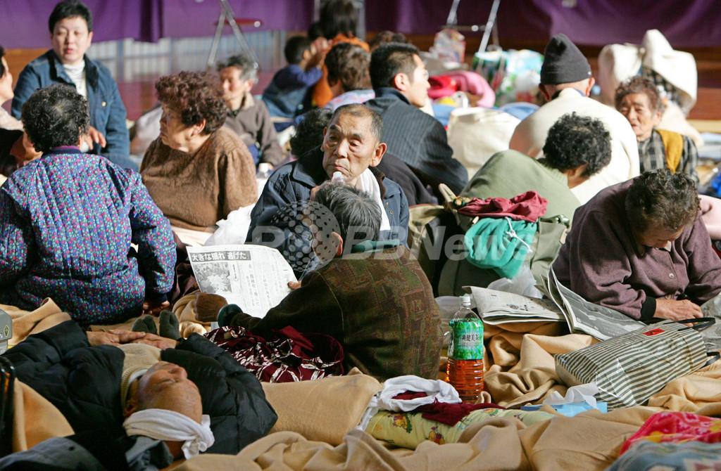 能登半島沖地震、相次ぐ余震で復旧難航 - 石川