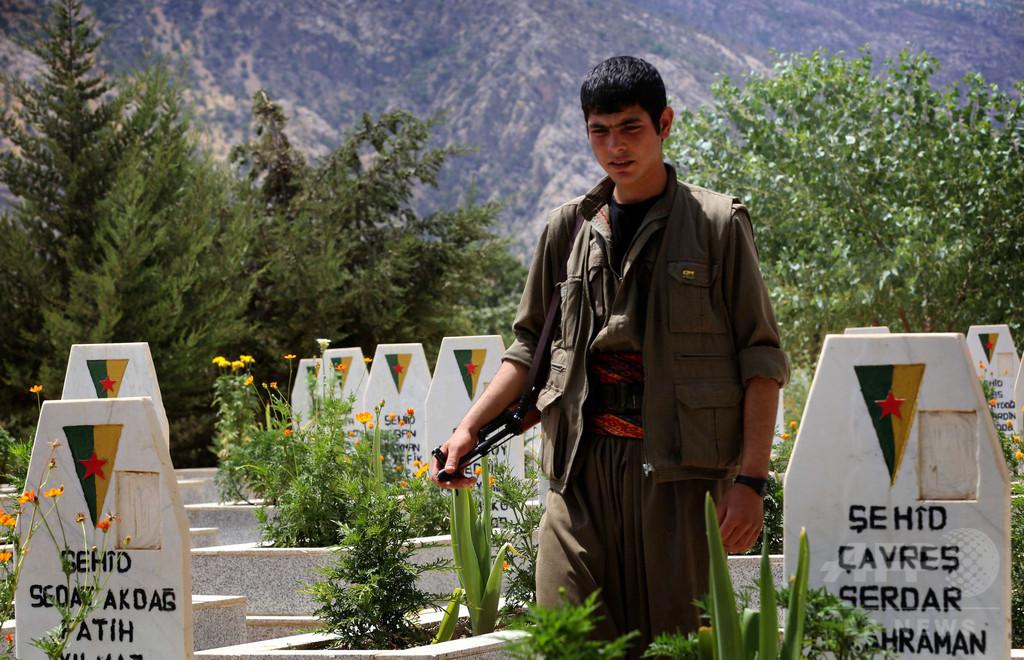 トルコ軍、1か月でPKK戦闘員771人を殺害