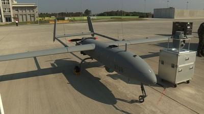 動画:台湾、独自開発の無人偵察機を初公開 中国との緊張高まる中