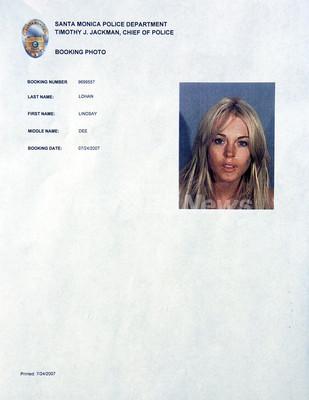 リンジー・ローハン、飲酒運転でまた逮捕