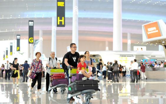 中国、2億2500万人がペーパーレス搭乗