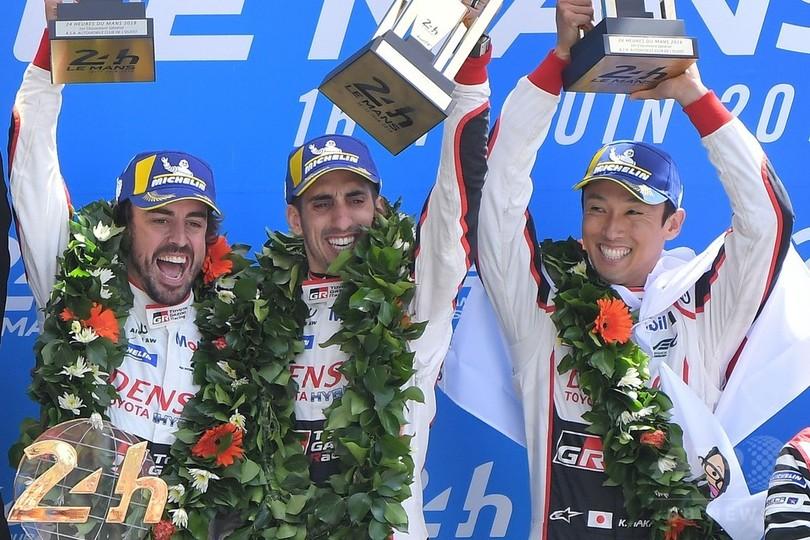 トヨタが悲願の初優勝をワンツーフィニッシュで達成、ルマン24時間