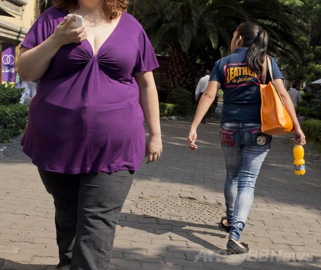 最も重要な「肥満遺伝子」を発見、研究