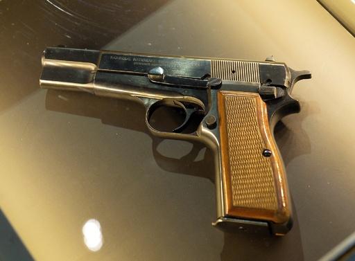 ヨハネ・パウロ2世を撃った銃、生家の博物館で展示