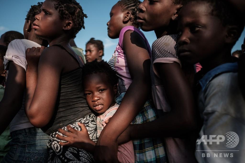 モザンビークのコレラ感染者が1700人超に 集団予防接種開始