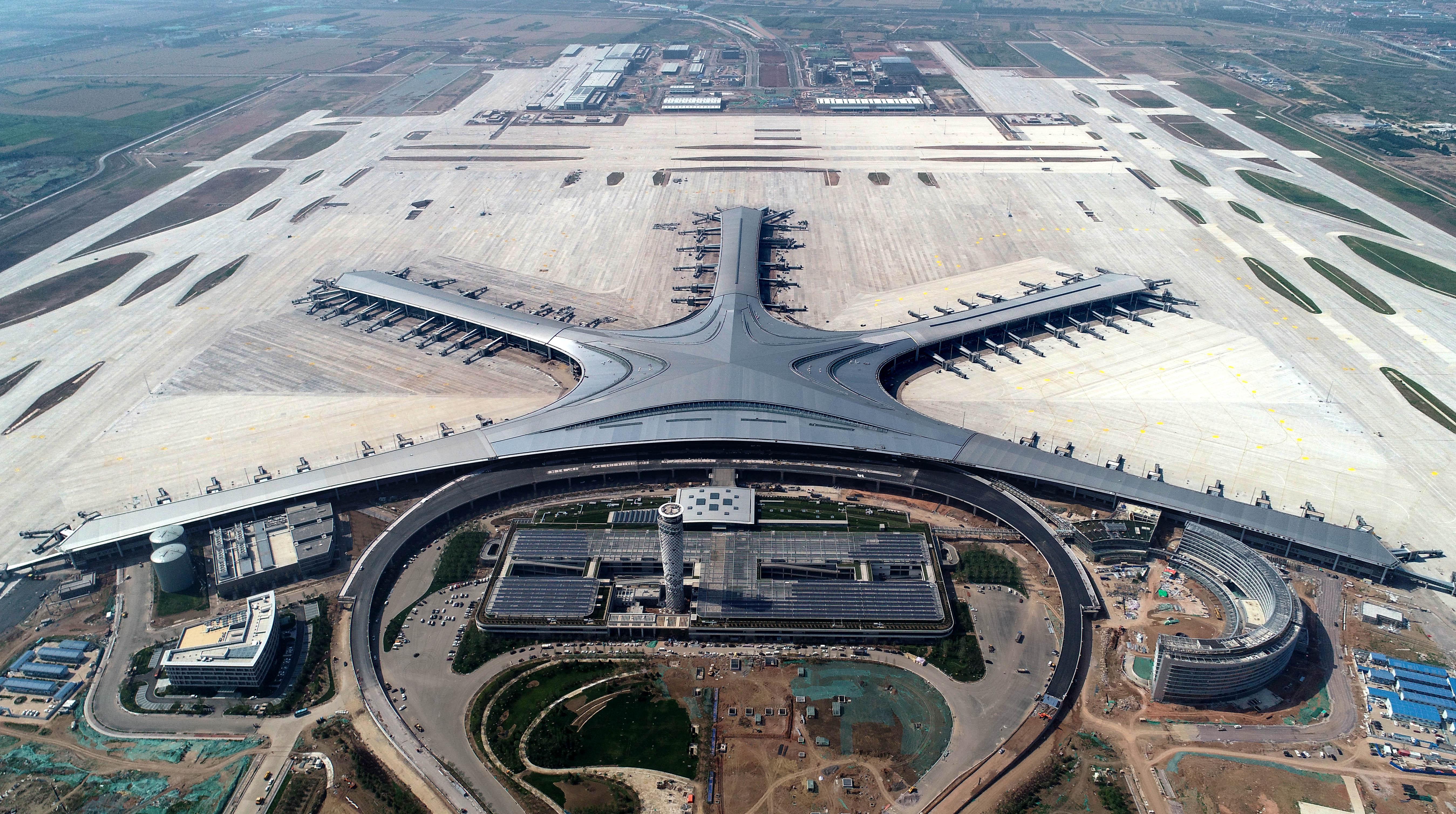 青島膠東国際空港の建設工事、最終段階に