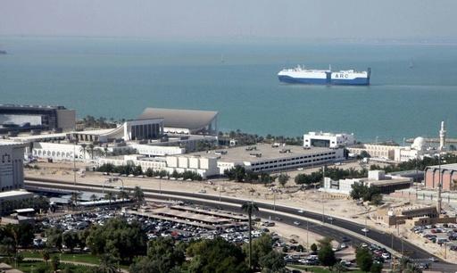 クウェート北部の油田で有毒ガスが漏れ出す、100キロ先でも臭い