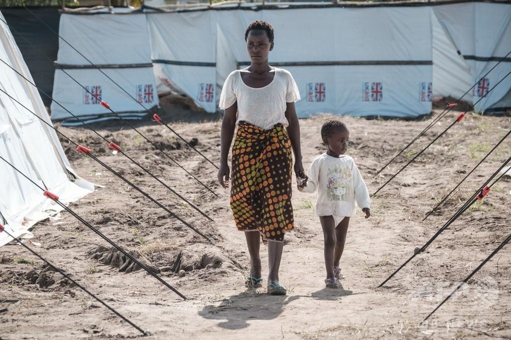 サイクロン被災のモザンビークでコレラ感染急増 集団ワクチン接種実施へ