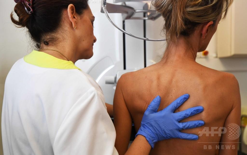 乳がん細胞の休眠、仕組みを解明 米研究
