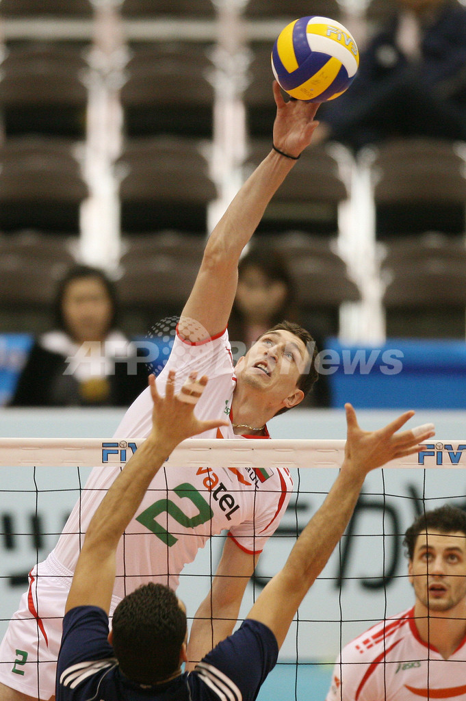 ブルガリア チュニジアを降し大会6勝目を飾る