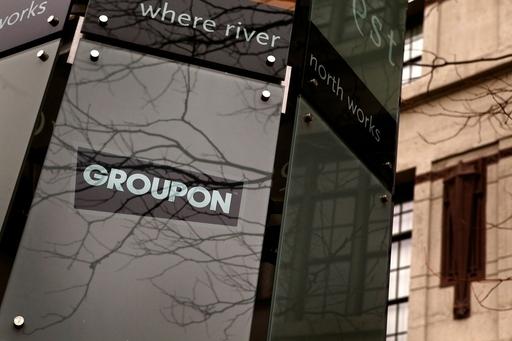 グルーポンが中国進出、米共同購入サイト