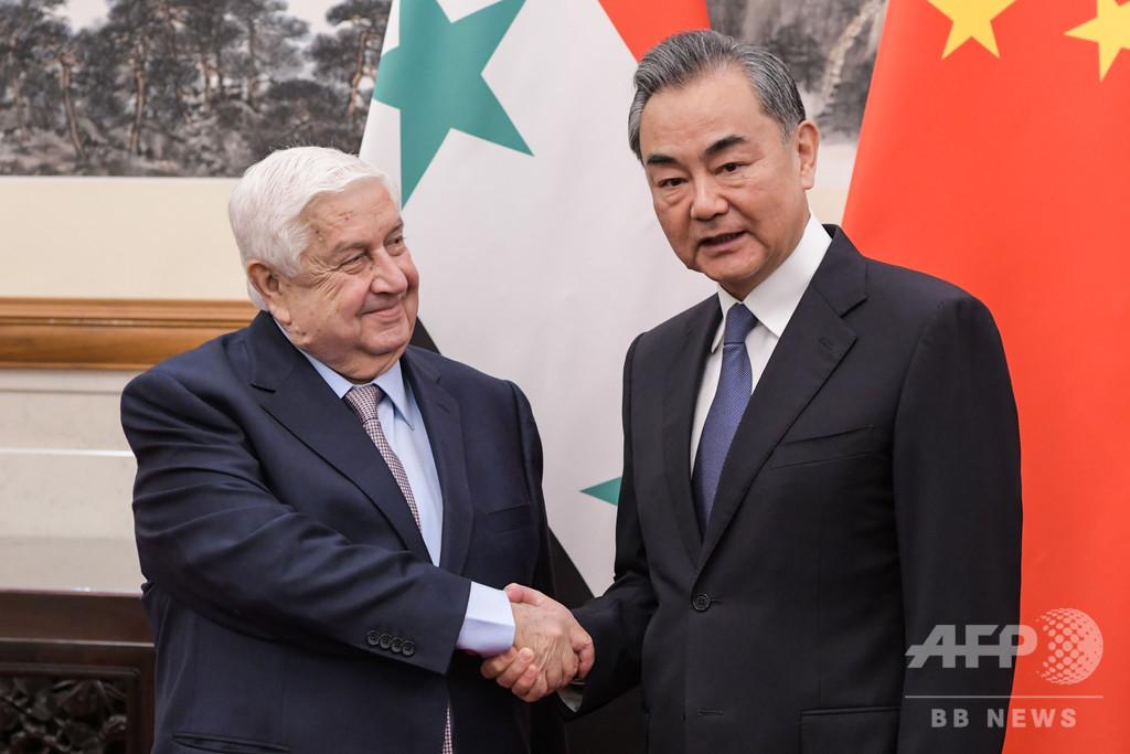 「中東のパンドラの箱を開けるな」 中国、イラン情勢で米に警告