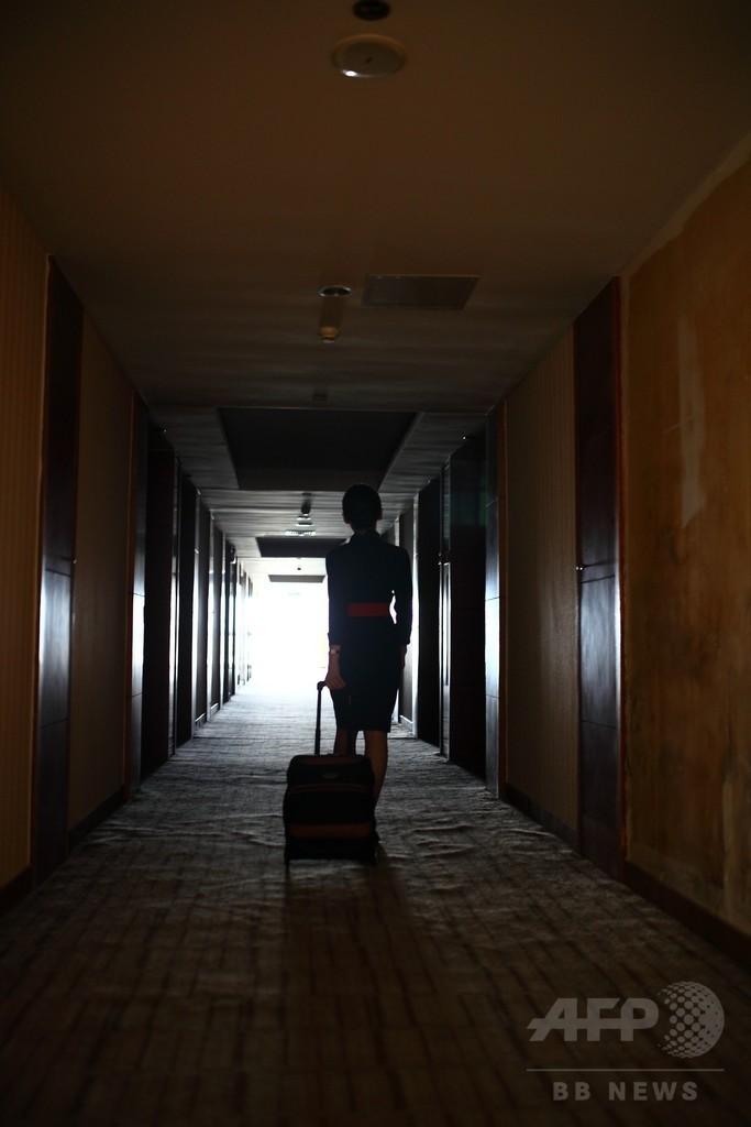 中国「滴滴」乗客女性の他殺体、運転手が逃走中