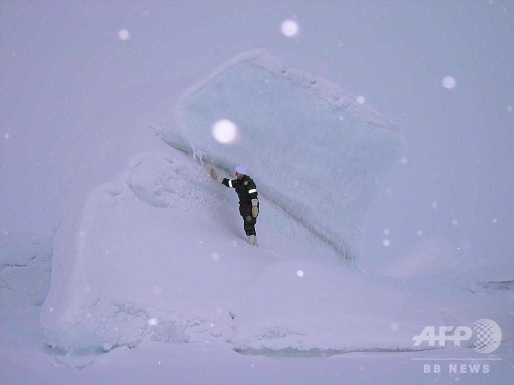 「レッド・アラート」 世界最北端の定住地で気温21度を記録 カナダ