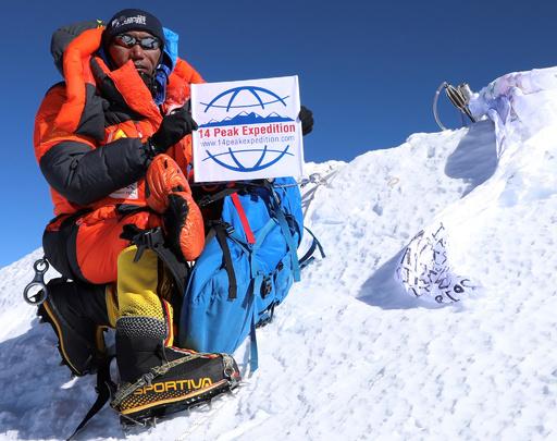 ネパール人登山ガイド、23回目のエベレスト登頂で最多記録更新