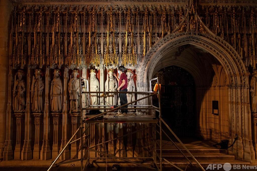 100年に一度のオルガン改修、大詰めに 英ヨーク大聖堂
