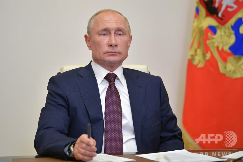 ロシア改憲、プーチン氏続投長期化による「停滞時代」到来のリスク