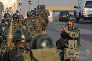 アフガン首都のホテルで襲撃事件 7人負傷 制圧作戦続く
