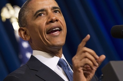 NSA改革案、オバマ米大統領が発表