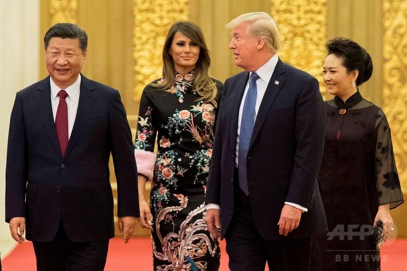 トランプ氏の孫娘、アラベラちゃんの歌唱に中国のネット民ぞっこん