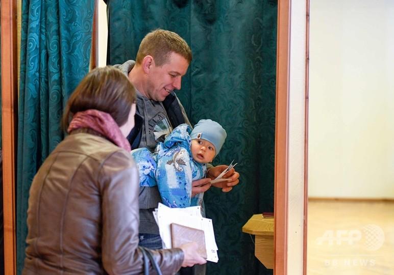 ラトビア総選挙、親ロシア派が第1党に 連立交渉は難航か