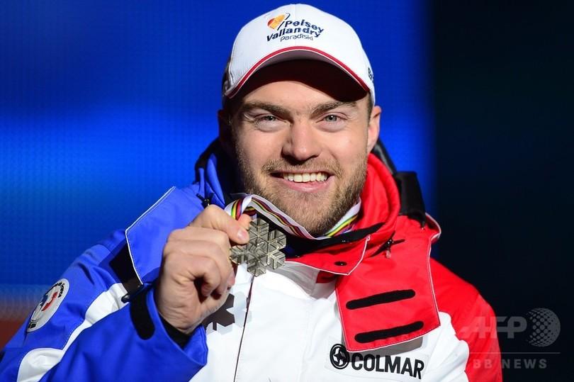 男子滑降の世界選手権銅メダリスト、練習中の事故で死亡