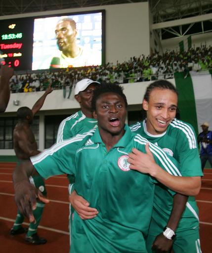 ナイジェリア ベナン降し準々決勝進出を決める
