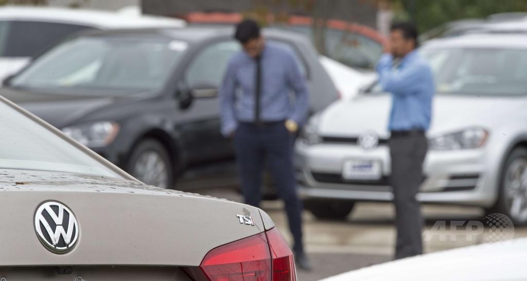 VW排ガス不正、ガソリン車にも拡大 CO2排出量に「不整合性」