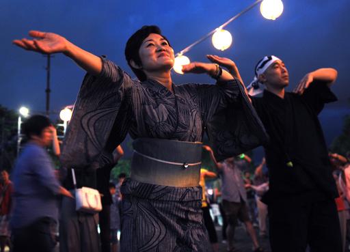 夏猛暑もなんのその、盆踊りで夏満開!横浜
