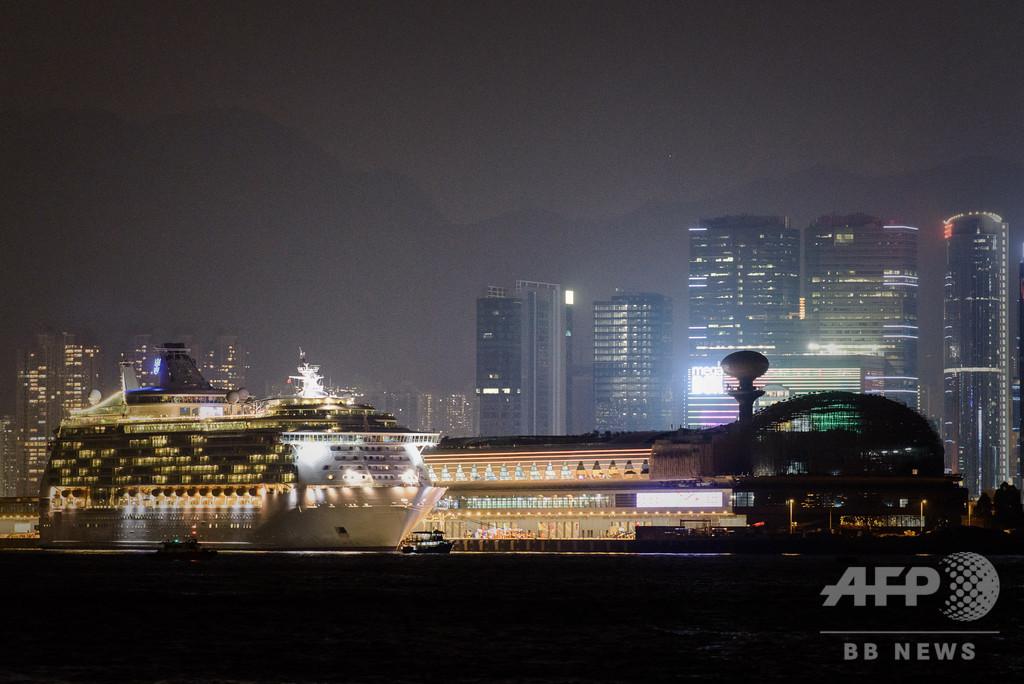 中国で高まる「クルーズ船熱」、ブームの陰で環境汚染の懸念増大