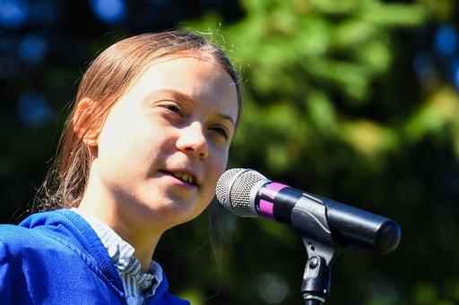 カナダで50万人の環境デモ、トゥンベリさん 対策強化呼び掛け