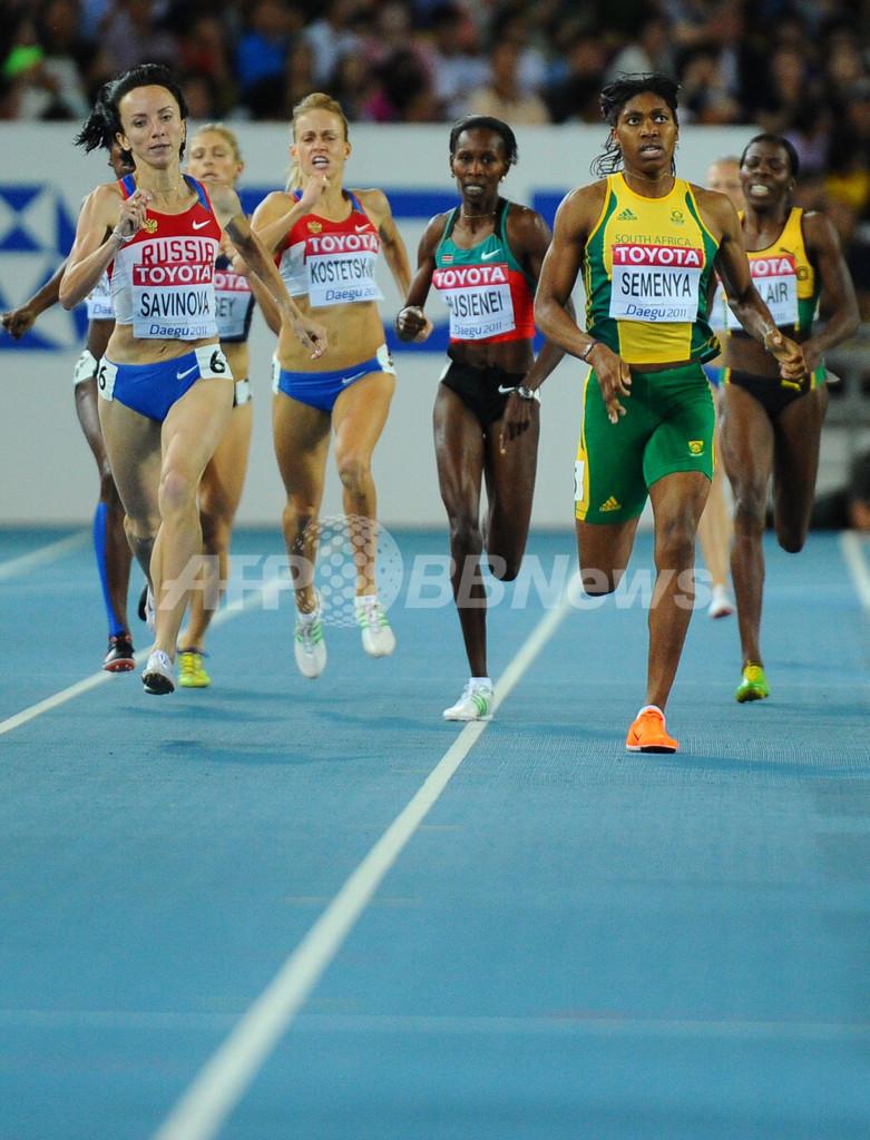 ジャマイカが男子4×100mリレーで世界新、世界陸上