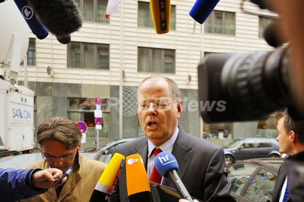 「ドイツで最も愚かな銀行員」3人に停職処分、リーマンへの誤送金で