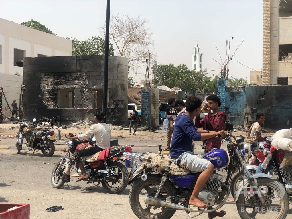 イエメン・アデンで攻撃相次ぐ、49人死亡