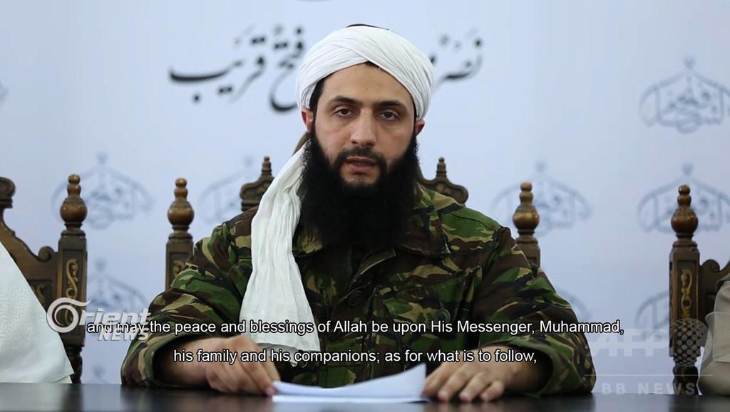元アルカイダ傘下の過激派組織指導者、ロシアの空爆で「危篤」 シリア